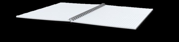 notebook for design